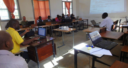 Evaluation Capacity Development in Mozambique